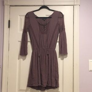 Purple American Eagle dress